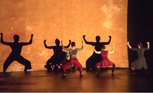 « Le Chant du pied, voyage en Kathakalie », souvenirsindiens